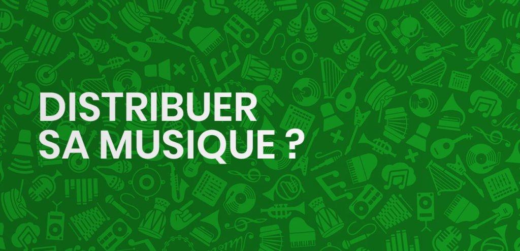 Quel distributeur numérique choisir lorsque l'on souhaite promouvoir sa musique?